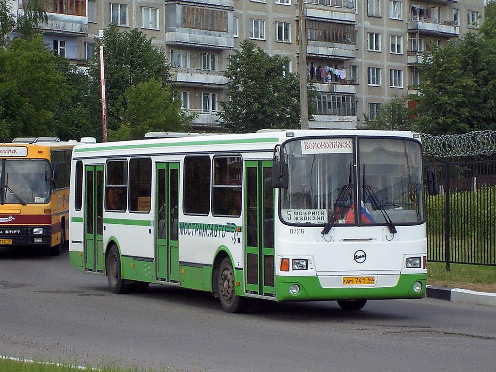 Московская область, ЛиАЗ-5256.25 № 0726