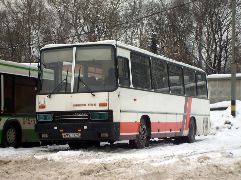 Москва, Ikarus 256.21H № 04596