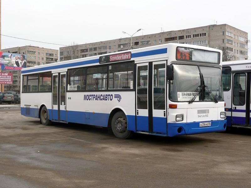 Moscow region, MAN SL202 # А 236 НЕ 50
