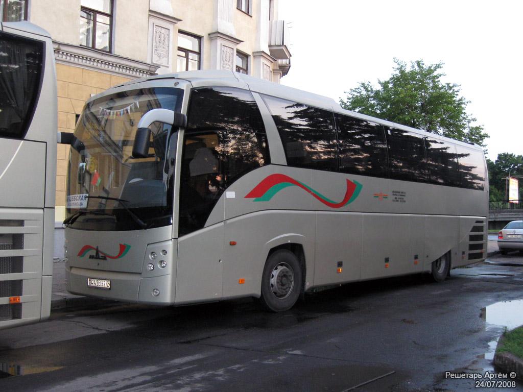 Vitebsk region, MAZ-251.050 # АА 3699-2
