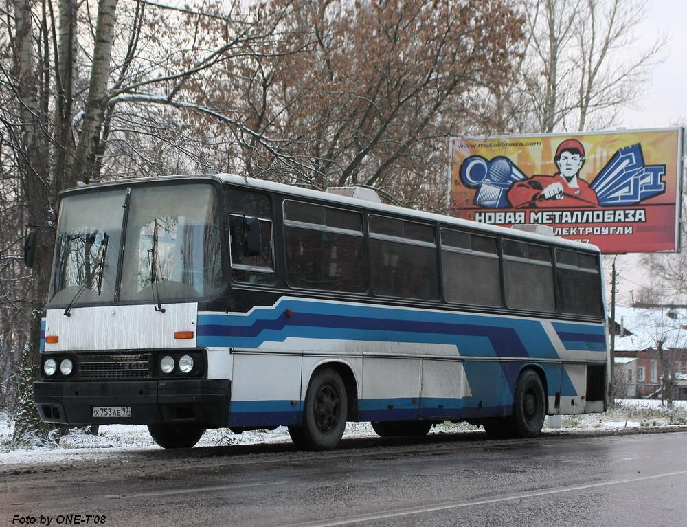 Moscow, Ikarus 256.75 # Х 753 АЕ 97