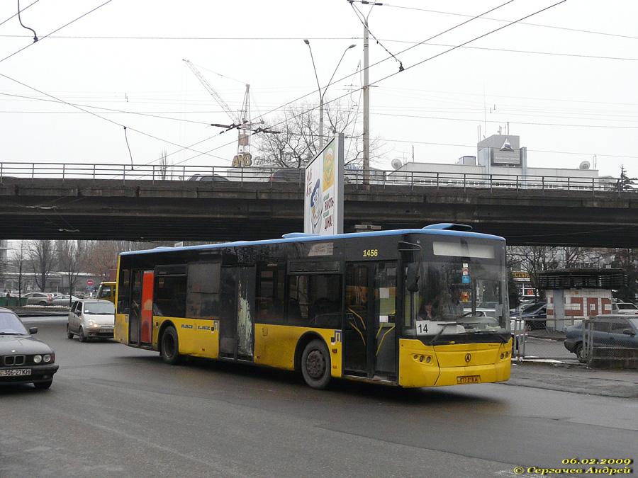 Kyiv, LAZ А183D1 # 1456