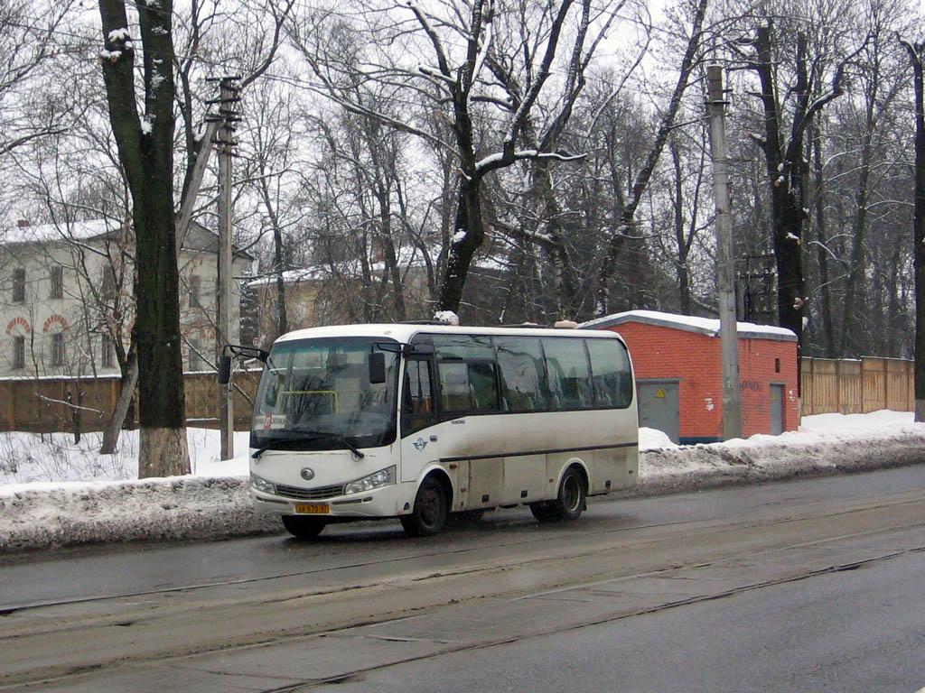 Smolensk region, Yutong ZK6737D # АВ 670 67