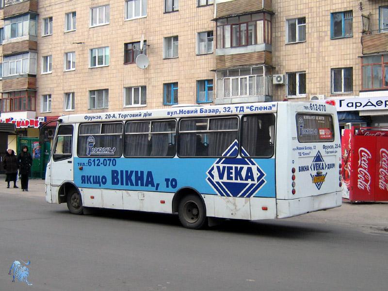 Poltava region, Bogdan A09202 # ВІ 0993 АА