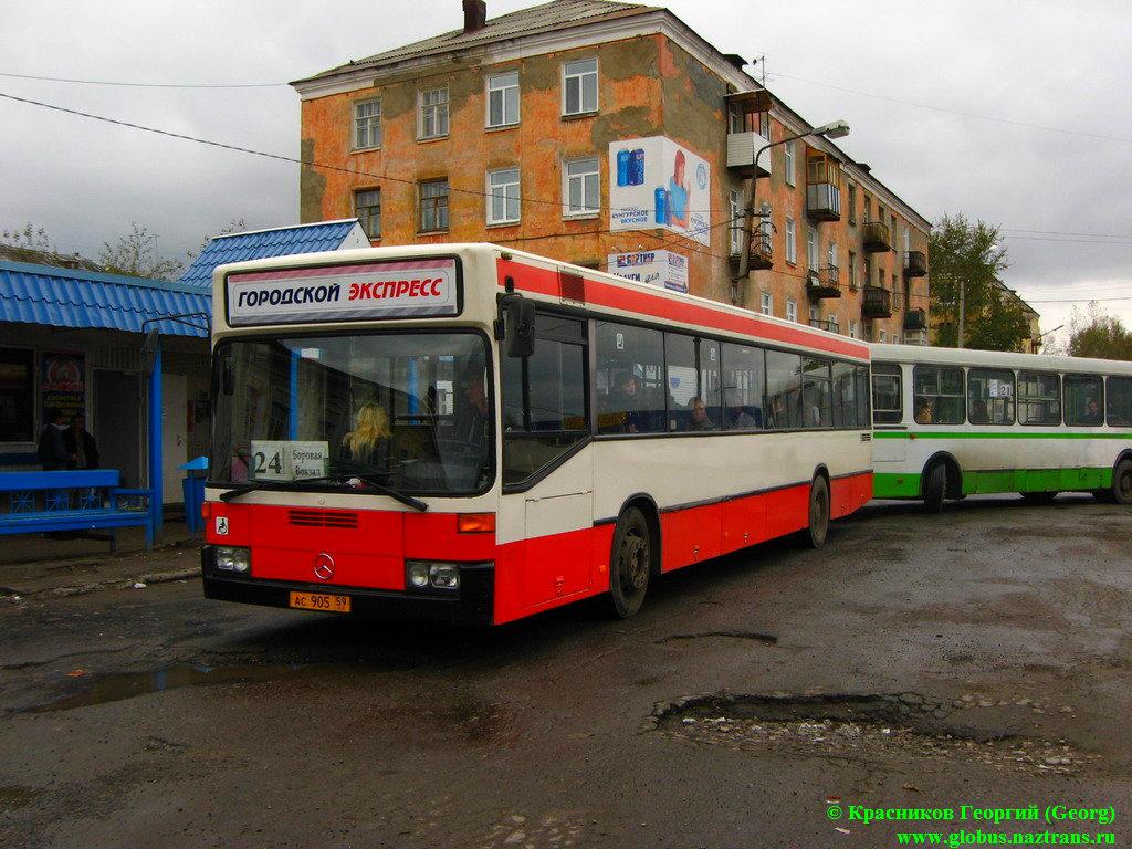 Perm region, Mercedes-Benz O405N # АС 905 59