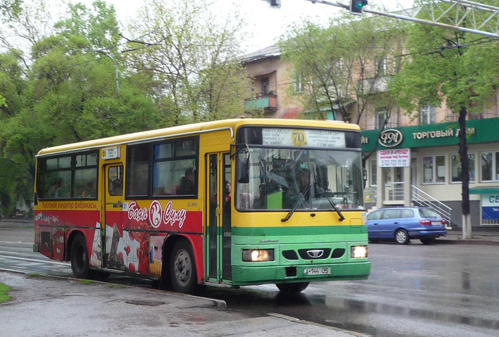 Almaty, Daewoo BS090 (Busan) # 1201