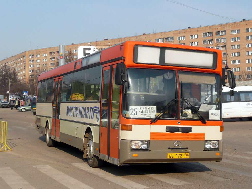 Moscow region, Mercedes-Benz O405 # 1037