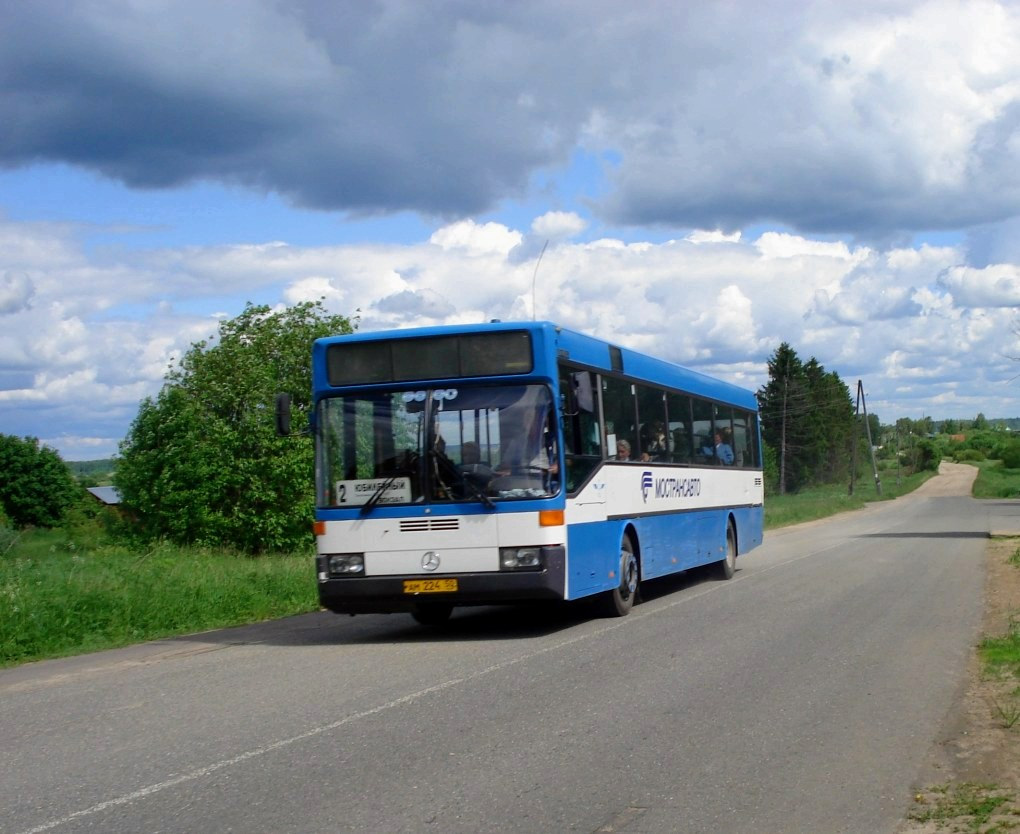Moscow region, Mercedes-Benz O405 # АМ 224 50