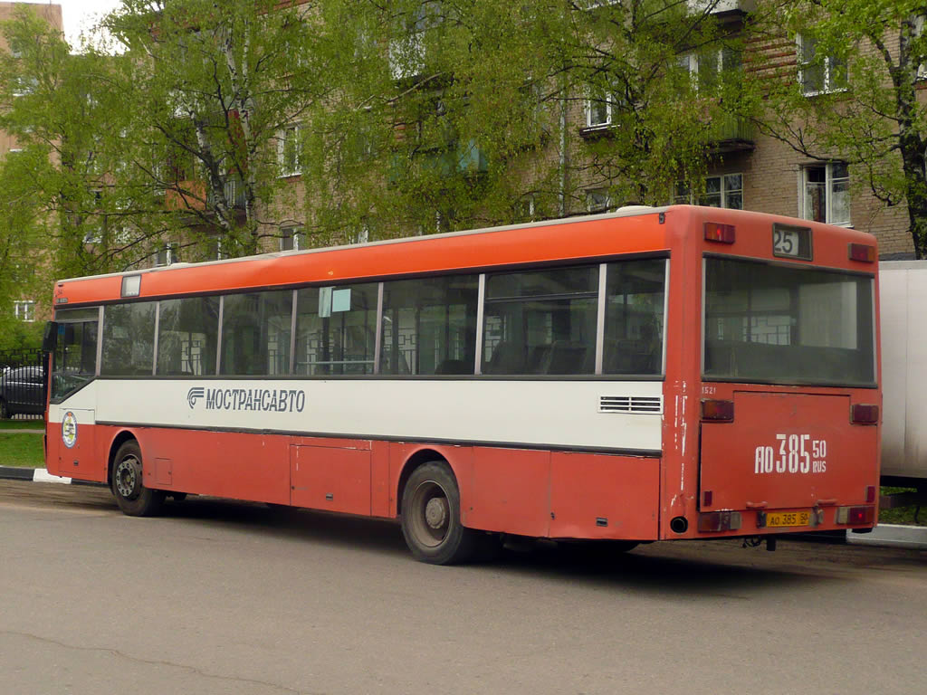Moscow region, Mercedes-Benz O405 # 1521