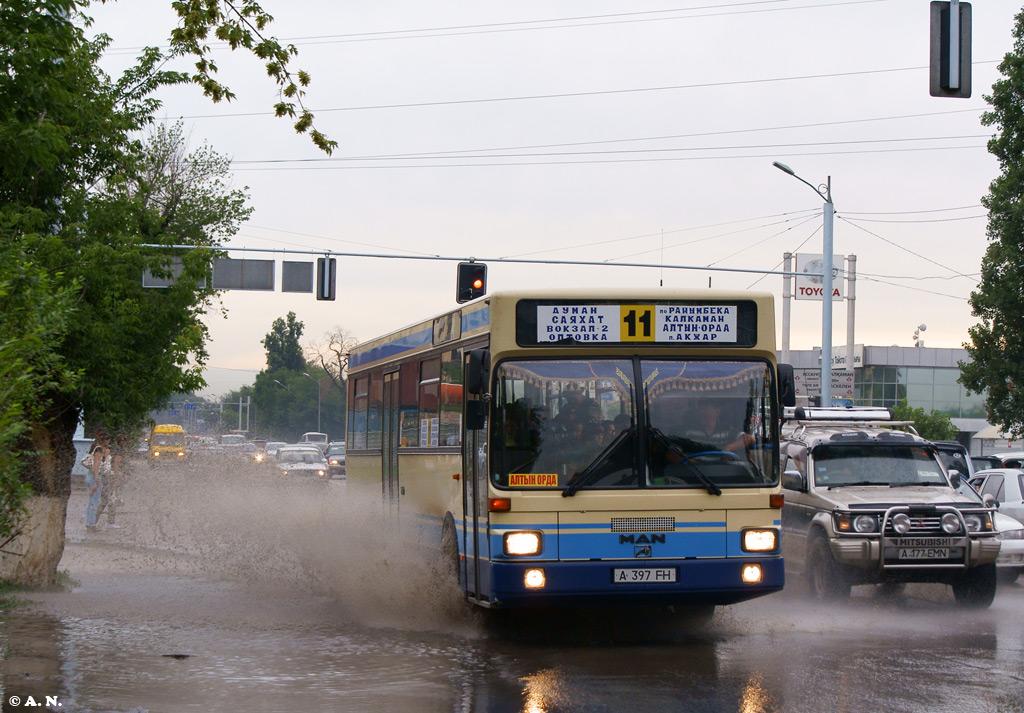Almaty, MAN SL202 # A 397 FH