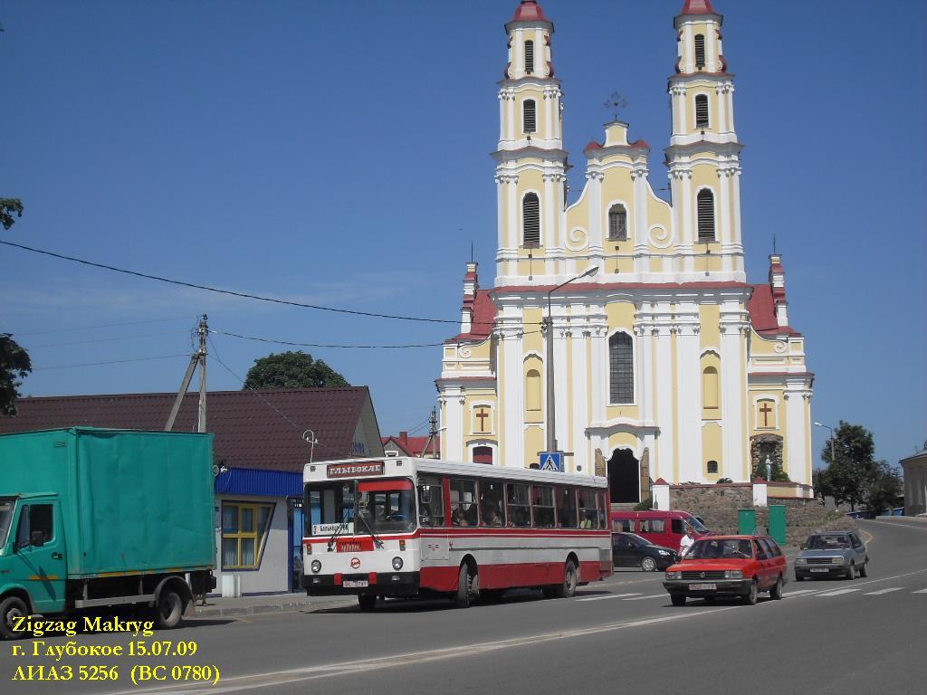 Vitebsk region, LiAZ-52567 (Neman) # 30503