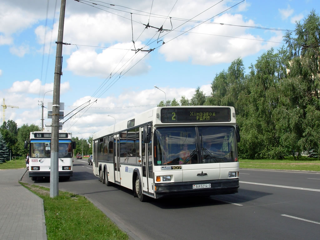 Гомельская область, МАЗ-107.065 № АА 5214-3