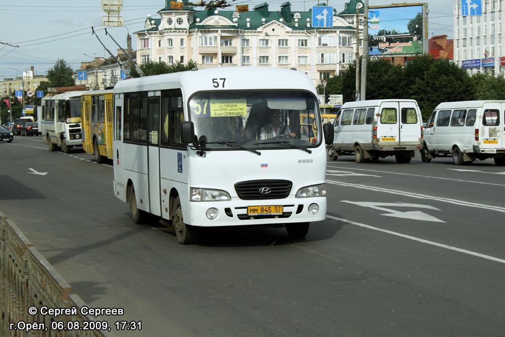 Oryol region, Hyundai County SWB (TagAZ) # 017