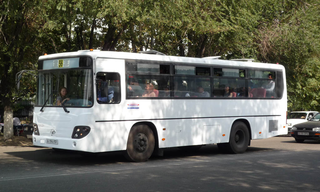 Almaty, Daewoo BS090 (SemAZ) # A 194 FP