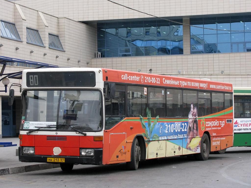 Rostov region, Mercedes-Benz O405N # 00279
