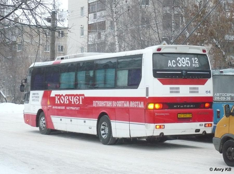 Mari El, Hyundai AeroExpress Hi-Class # АС 395 12