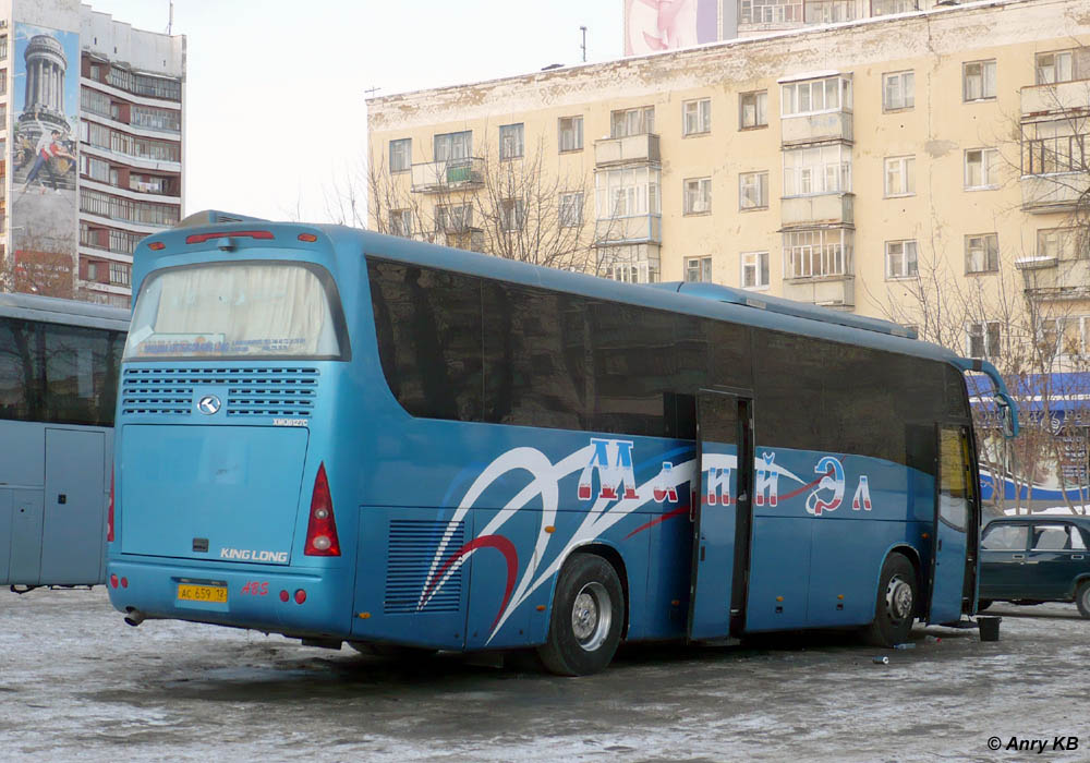Mari El, King Long XMQ6127C # АС 659 12