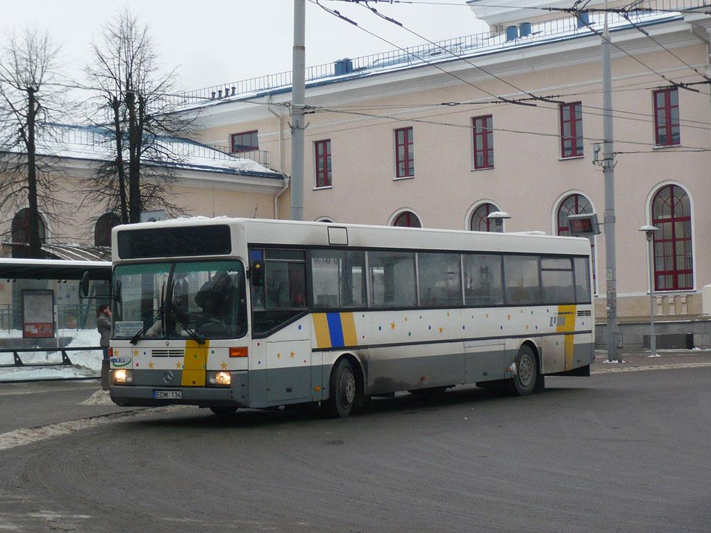 Lithuania, Mercedes-Benz O405 # EDM 134