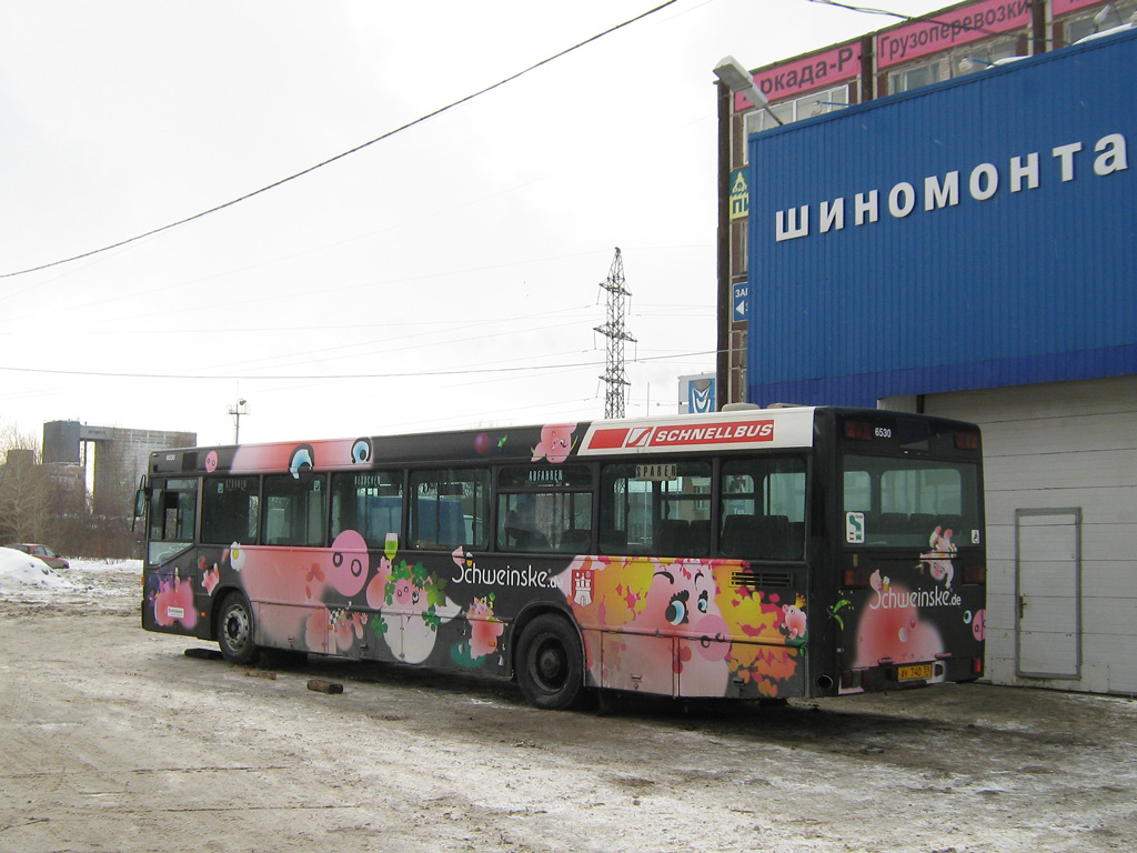 Perm region, Mercedes-Benz O405N # АУ 740 59