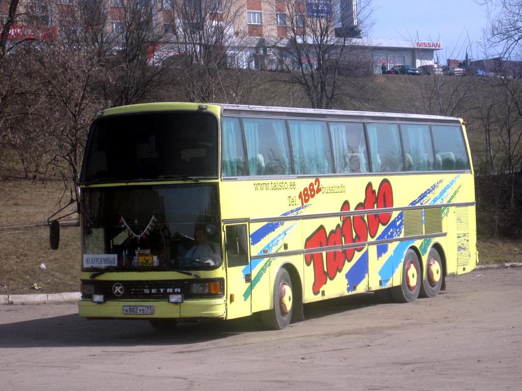 Тульская область, Setra S216HDS № А 882 УЕ 71
