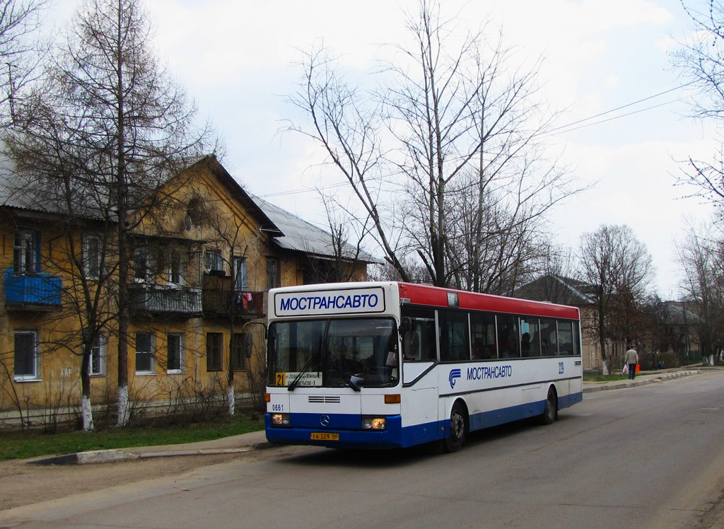 Moscow region, Mercedes-Benz O405 # 0661
