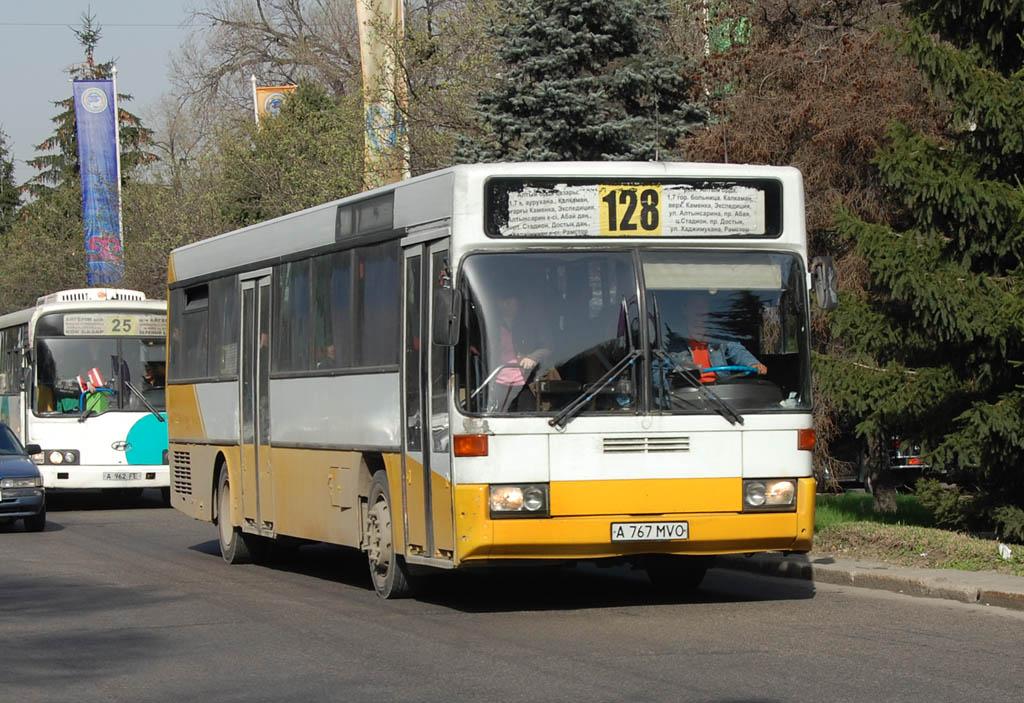 Almaty, Mercedes-Benz O405 # A 767 MVO