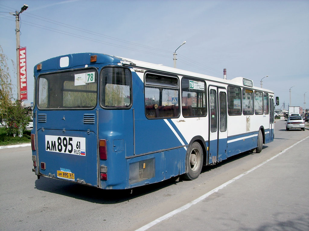 Rostov region, Mercedes-Benz O307 # 00605