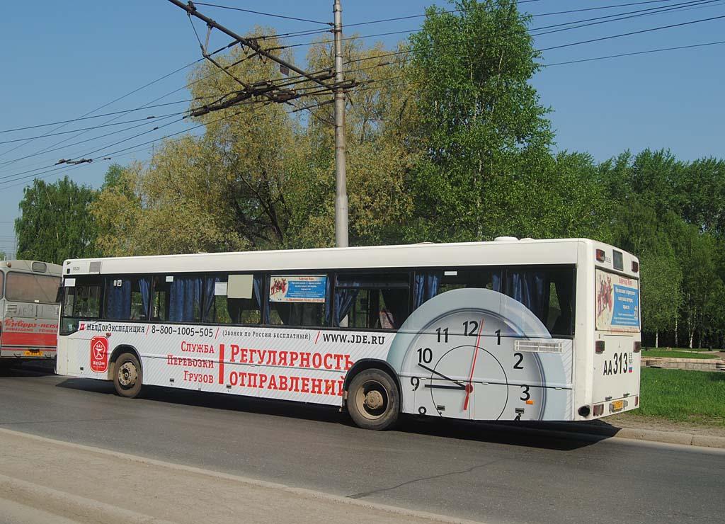 Perm region, Mercedes-Benz O405N # АА 313 59