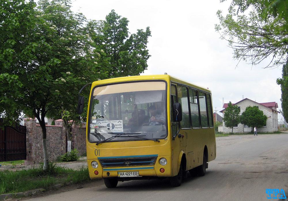 Волынская область, Богдан А06921 № 01
