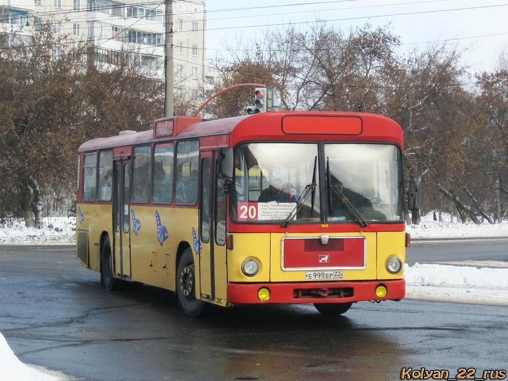 Altayskiy kray, MAN SL200 # Е 999 ЕР 22