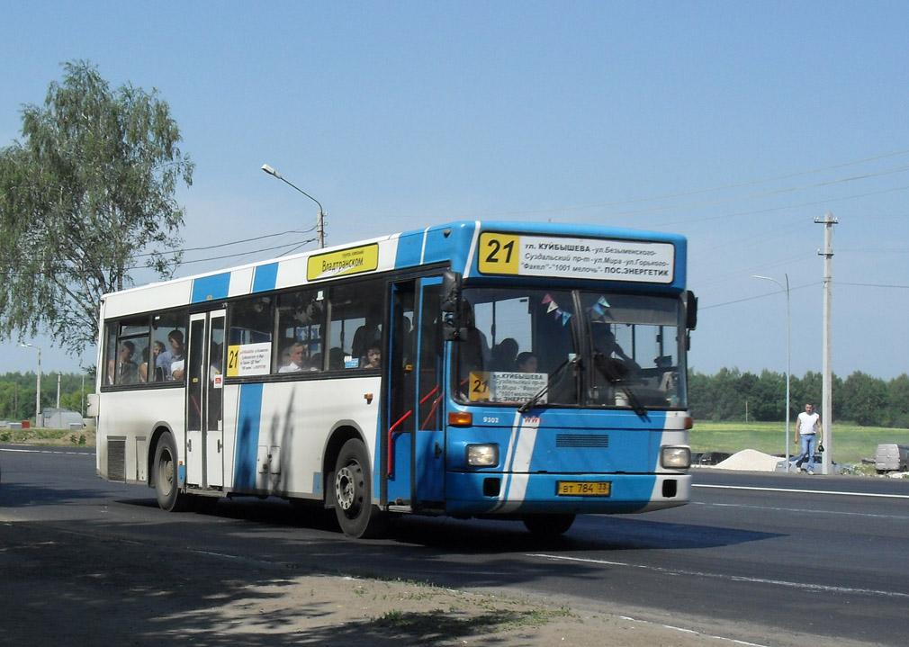 Владимирская область, MAN SL202 № ВТ 784 33