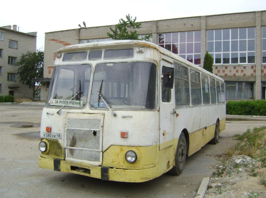 Lipetsk region, LiAZ-677M # 192