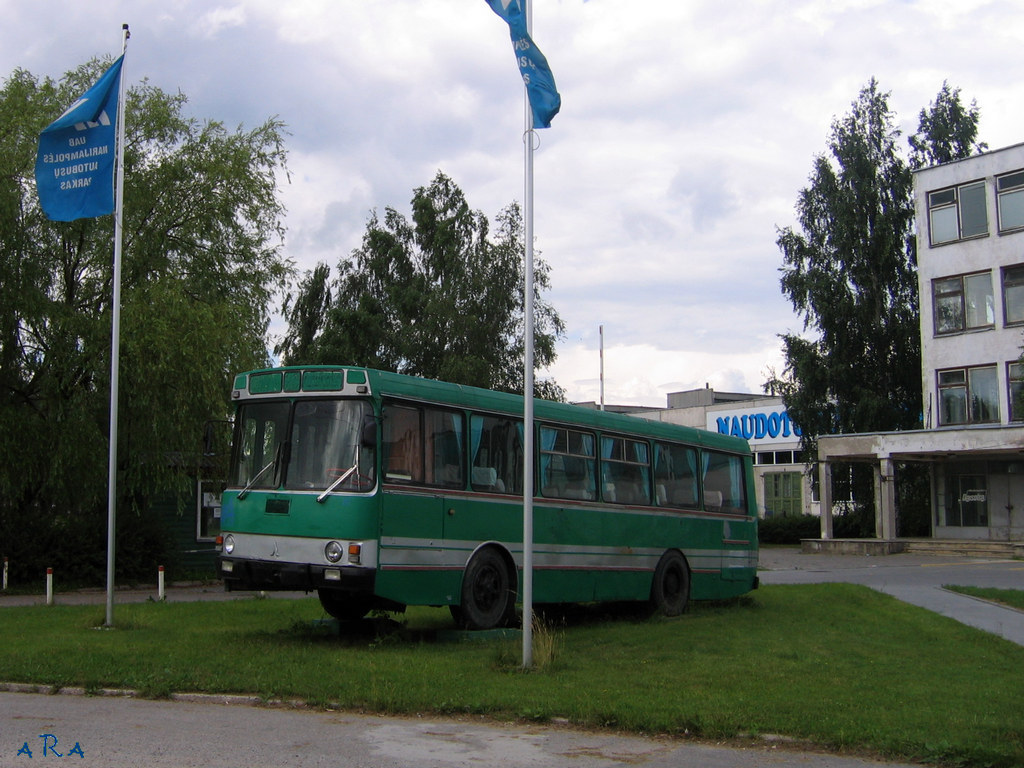 Lithuania, LAZ-42021 # 81