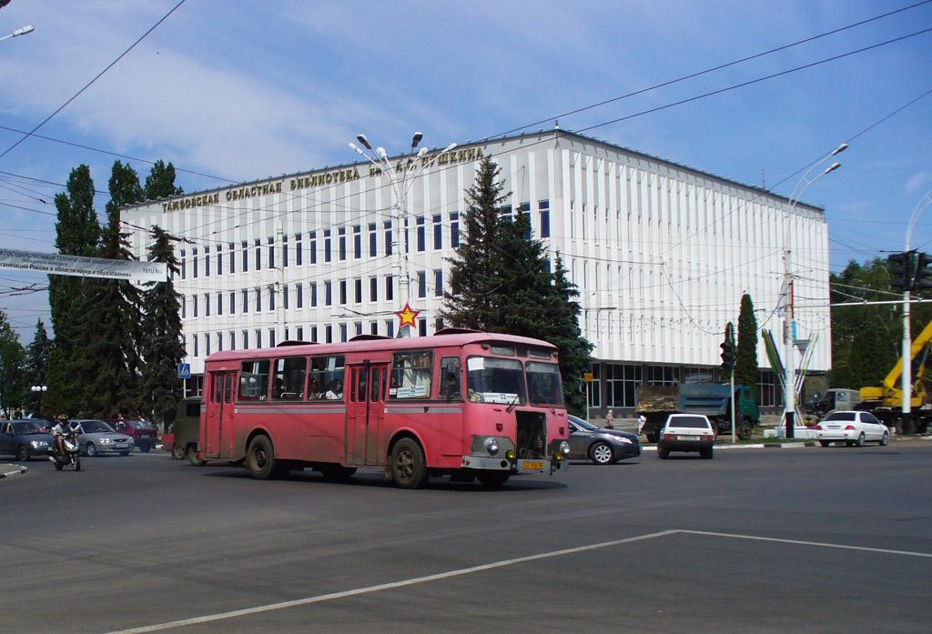 Tambov region, LiAZ-677M # АА 916 68