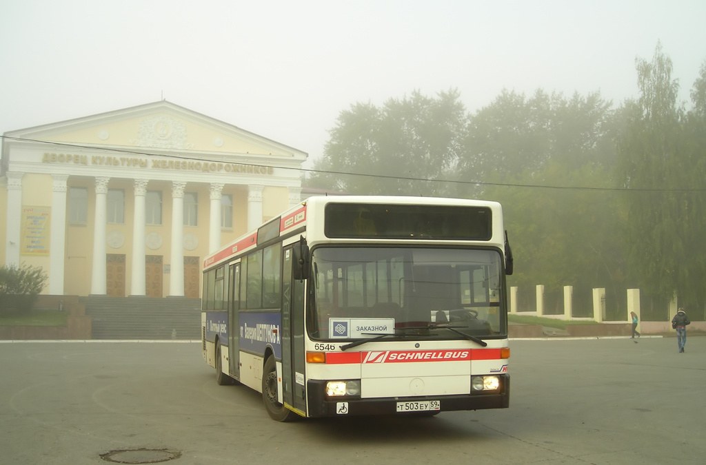 Perm region, Mercedes-Benz O405N # Т 503 ЕУ 59