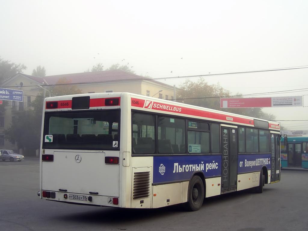 Perm region, Mercedes-Benz O405N # Т 503 ЕУ 59