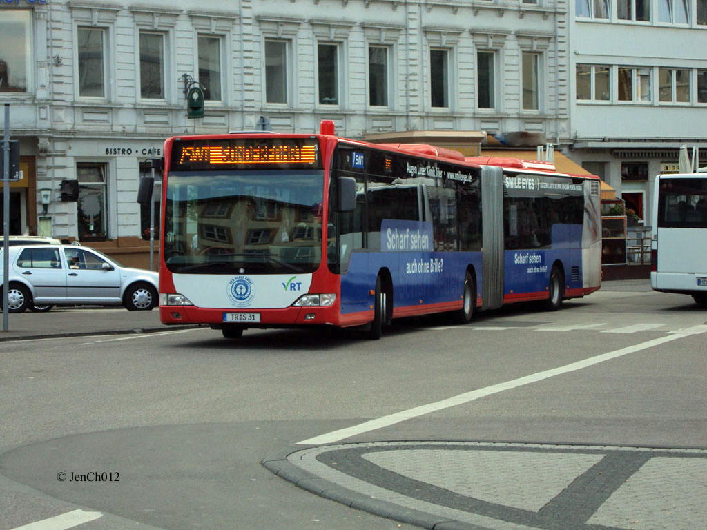 Germany, Mercedes-Benz O530 Citaro G # 31