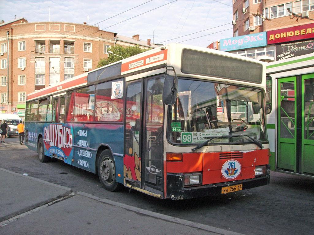 Rostov region, Mercedes-Benz O405N # 02114