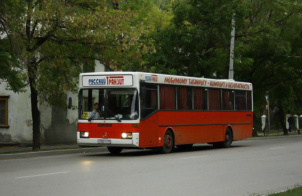 Rostov region, Mercedes-Benz O405 # О 302 ТС 61