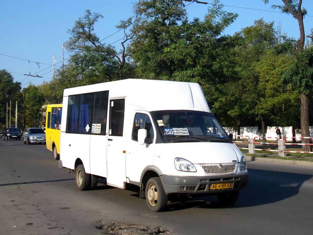 Dnepropetrovsk region, Ruta SPV-17 # 6610