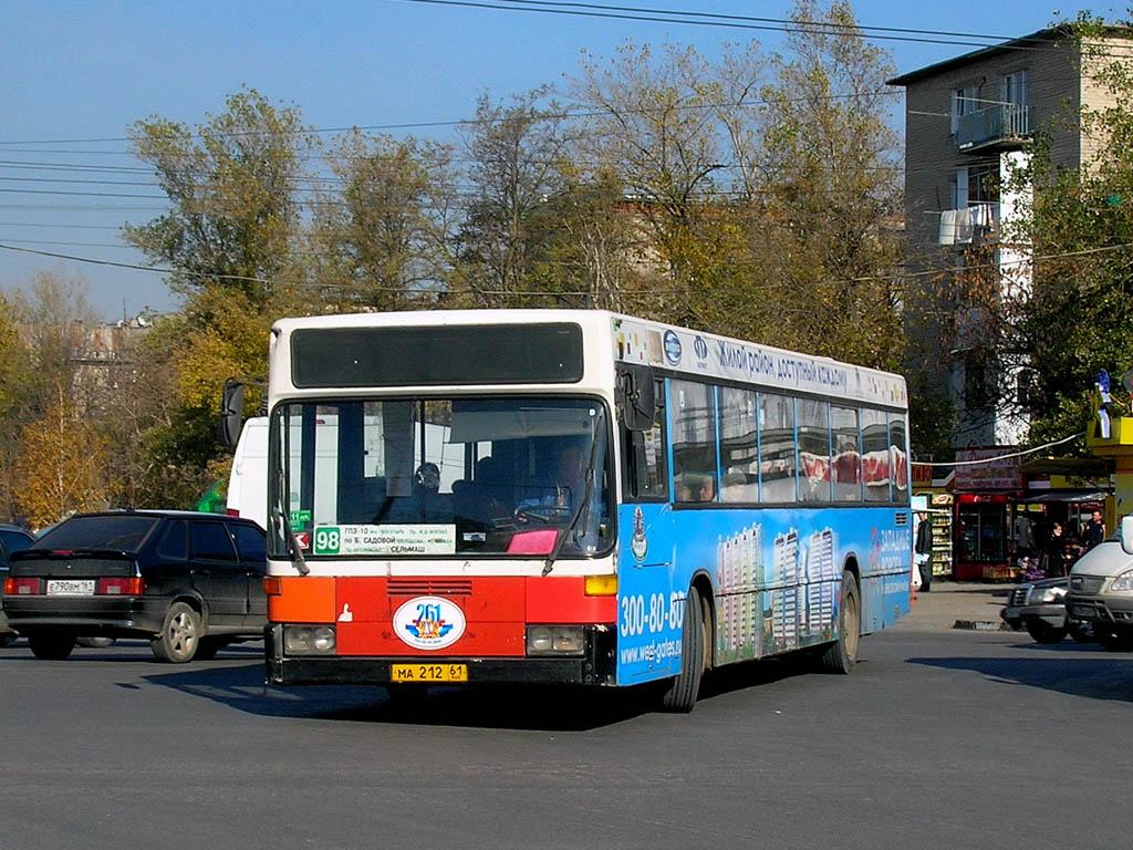 Rostov region, Mercedes-Benz O405N # 00278