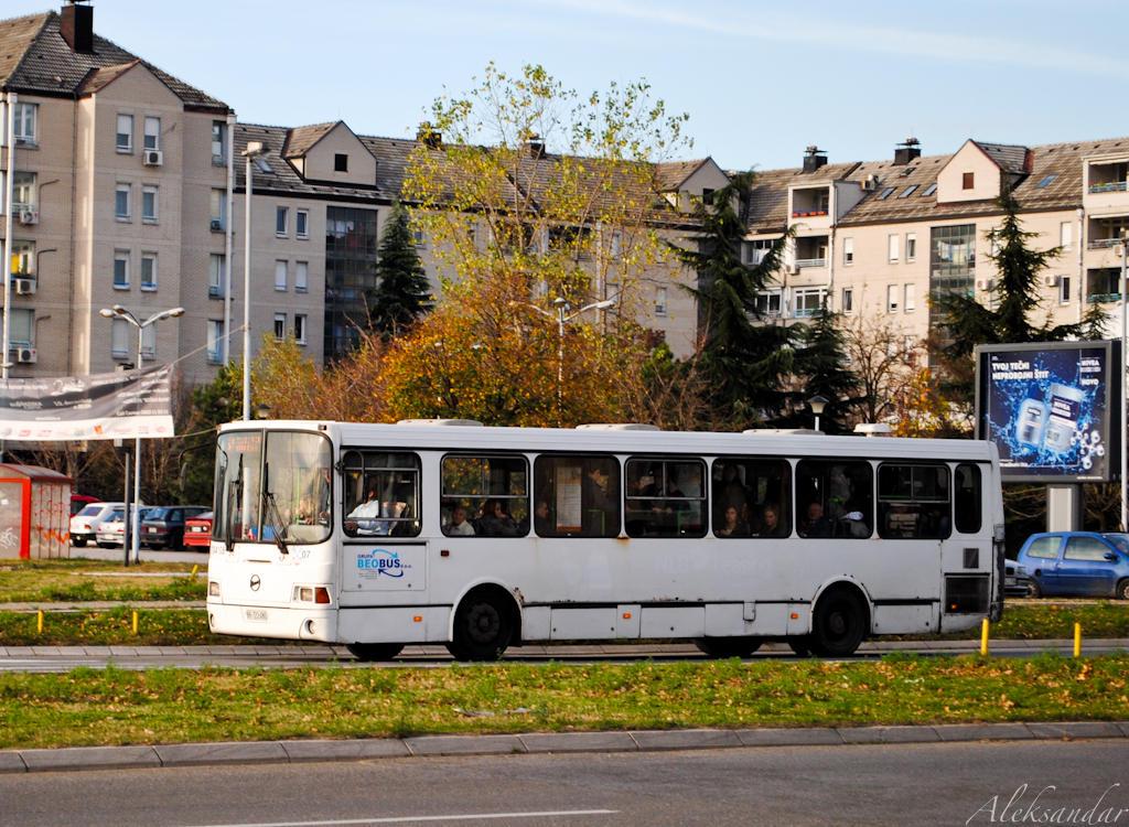 Serbia, LiAZ-5256.26 # П04108