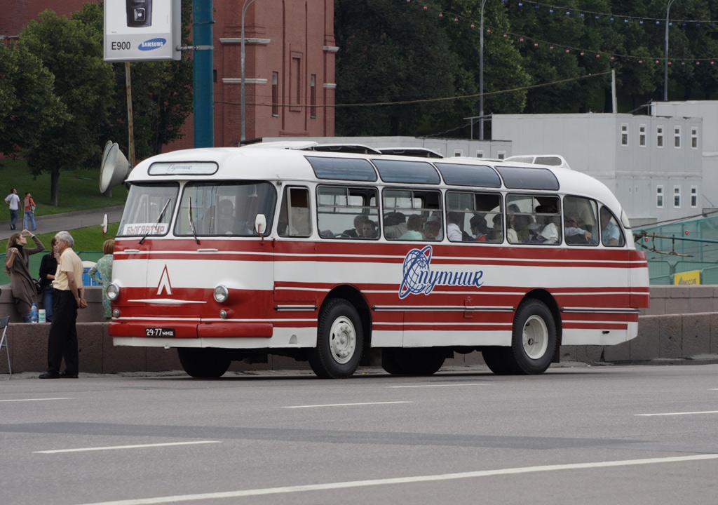 Moscow, LAZ-695E # 006; Moscow — Miscellaneous photos