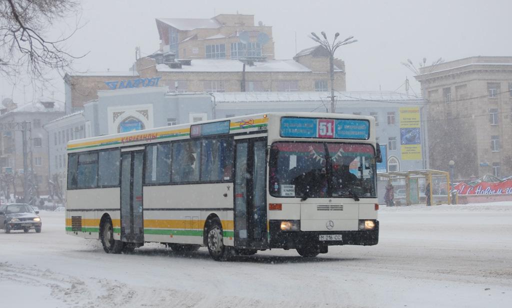 В Караганде возможно запустят новые маршруты в Михайловку