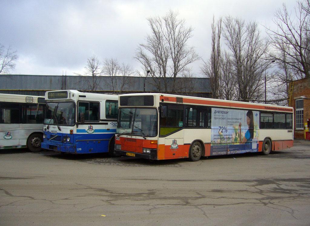 Rostov region, Mercedes-Benz O405N # 00258