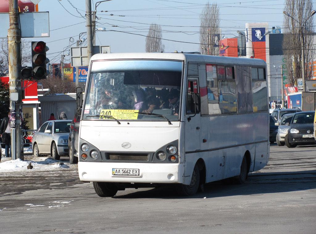 Kharkov region, I-VAN A07A-22 # АА 5662 ЕХ