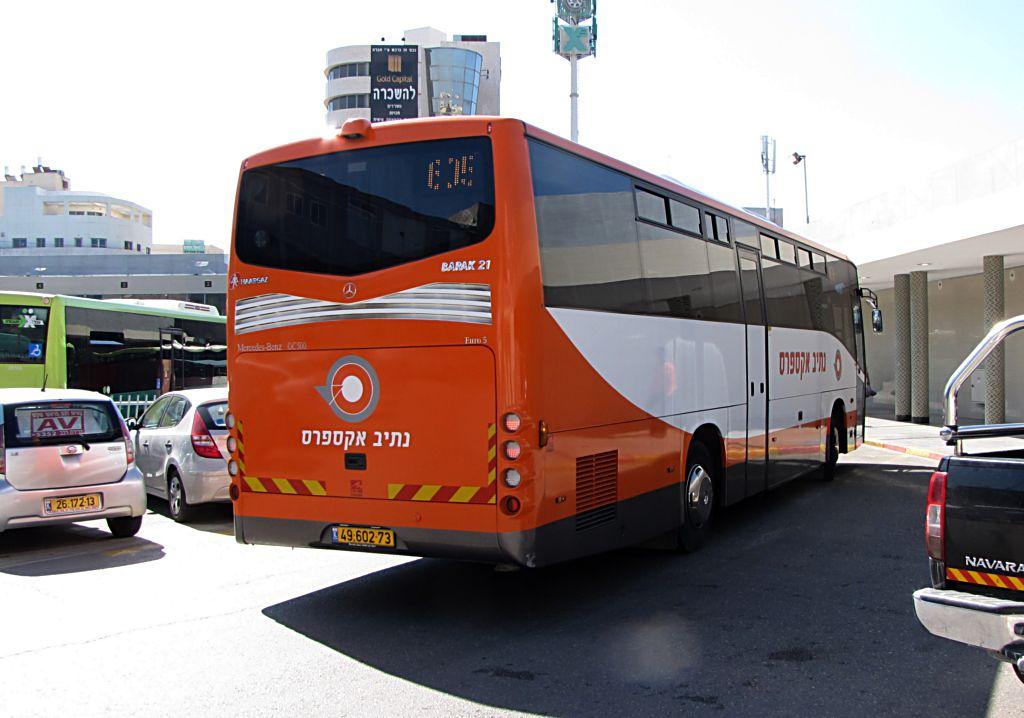 Israel, Haargaz 145 Barak 21 # 49-602-73