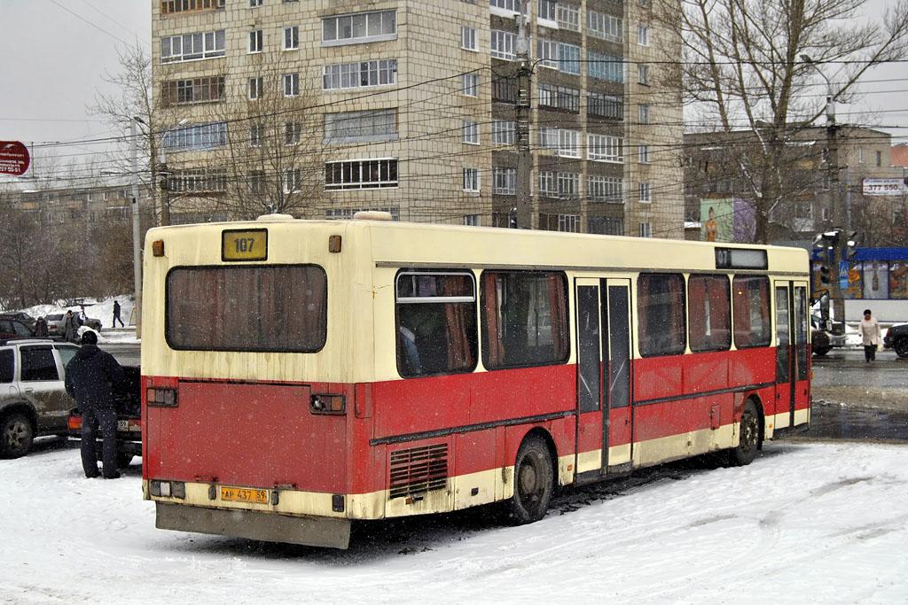 Perm region, Mercedes-Benz O405 # АР 437 59