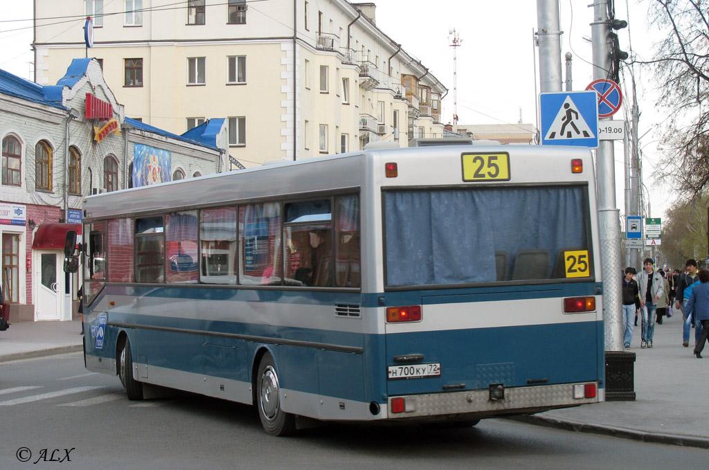 Tumen region, Mercedes-Benz O405 # Н 700 КУ 72