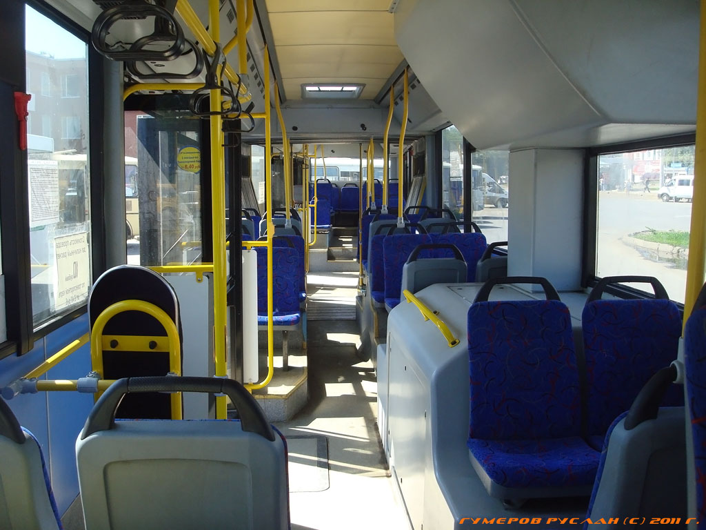Bashkortostan, VDL-НефАЗ-52995 Transit # 0233